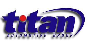 Логотип Титан Автомотив